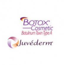 Botox and Juvederm for Facial Cosmetics
